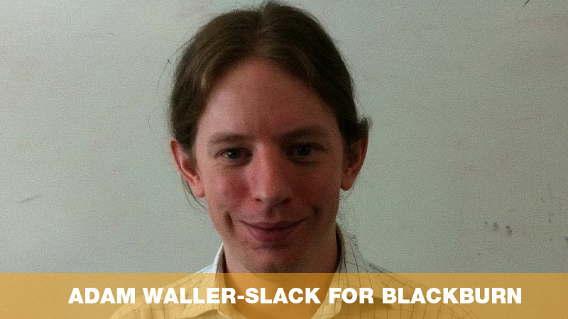 Adam Waller-Slack LD PPC for Blackburn