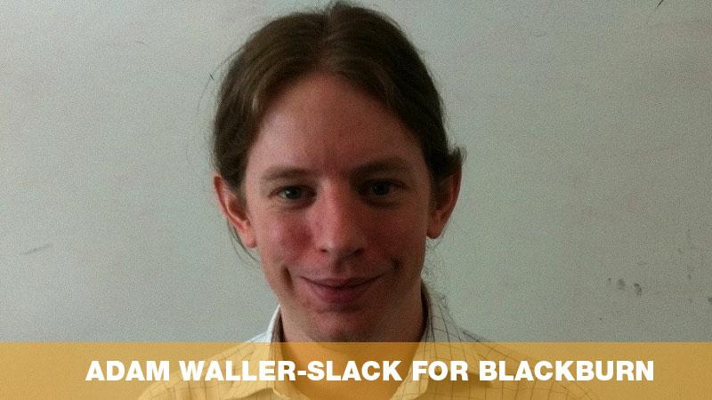 Adam Waller-Slack LD PPC for Blackburn